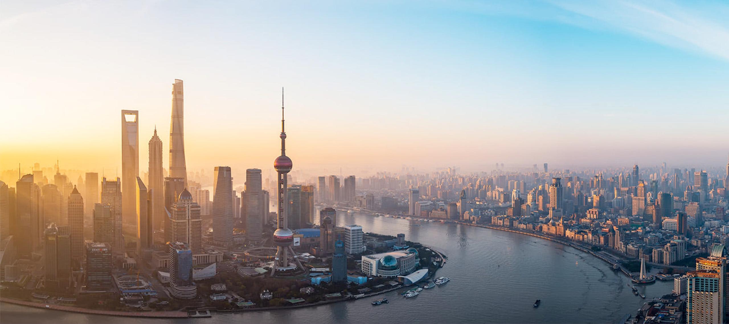 Shanghai: The Pioneering Panacea for Enterprise